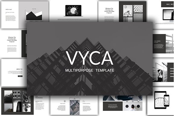 Vyca Powerpoint Template