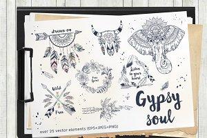 Gypsy Soul Set