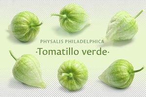 Tomatillos verde