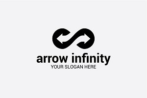arrow infinity