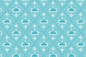 Seamless Wallpaper Damask