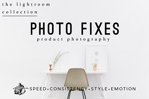 Photo Fixes Product LR Presets