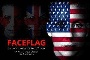 FaceFlag - Profile Picture Creator