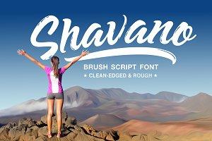 Shavano, a Bold & Beautiful font