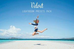 Velvet - 42 Lightroom Presets Pack