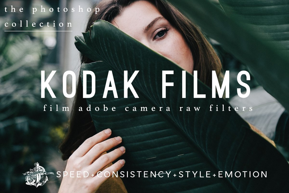 Kodak Films Adobe Camera Raw Filters ~ Other Design Software