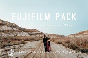 Fuji Films Adobe Camera Raw Filters
