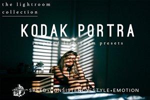 Kodak Portra Film Preset LR Filter