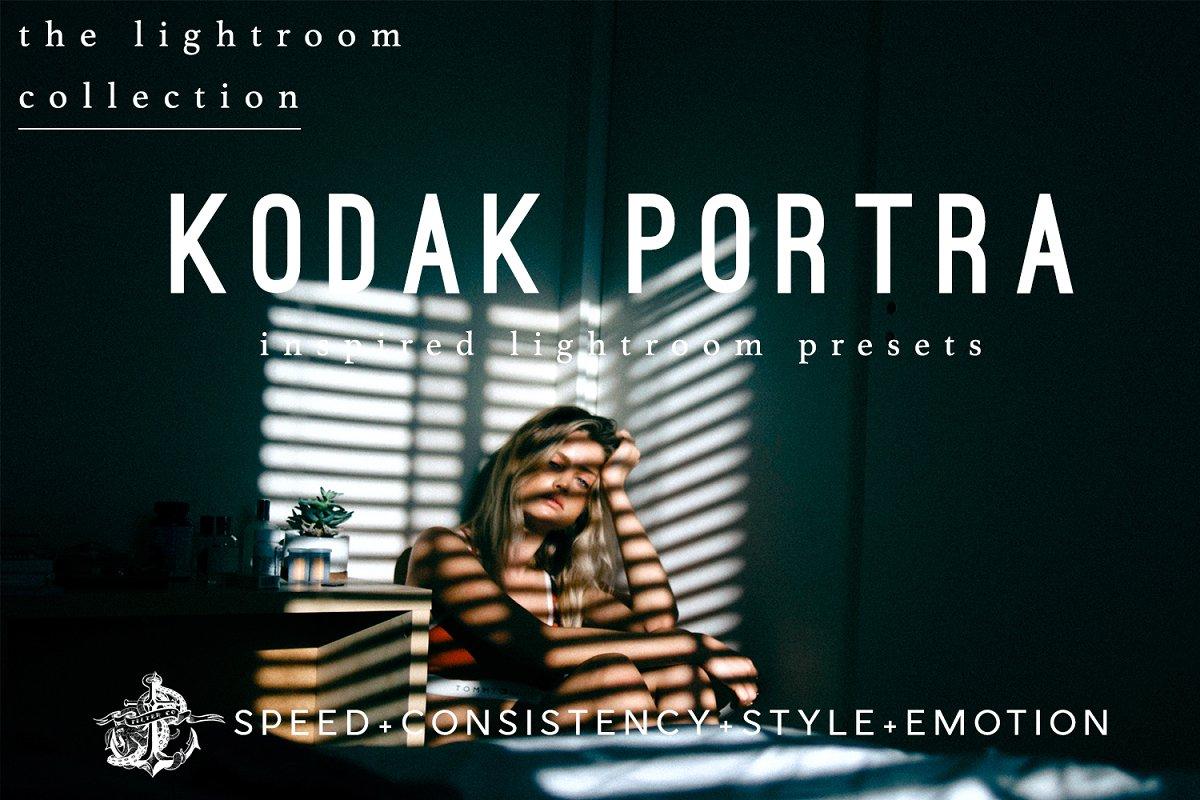 Kodak Portra Film Preset LR Filter ~ Lightroom Presets ~ Creative Market