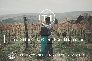 T1 VSCOCam Inspired Preset LR & PS
