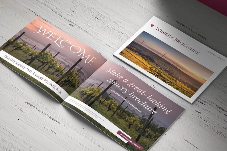 wine brochure template.html