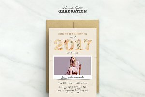 Retro Simple Graduation