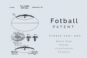 Fotball Patent