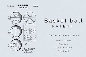Basket Ball Patent