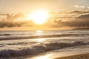 Zahara de los Atunes Sunset