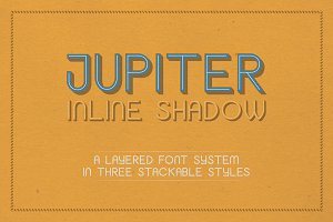 Jupiter Inline Shadow