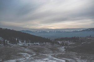 Washington Cascade Range