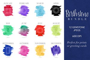 Birthstone Bundle