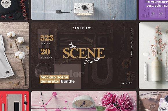 The Scene Creator | Topview