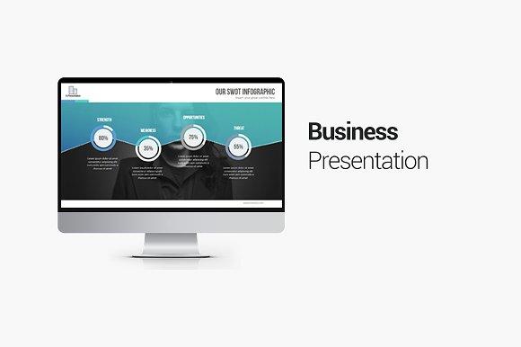 Business Keynote Templates