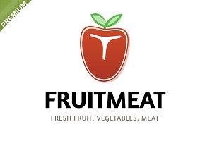 Fruit Meat Logo