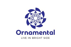 Ornamental Logo