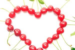 Cherry heart