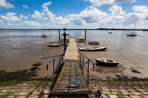 Boat Off Limits, Heybridge Bay