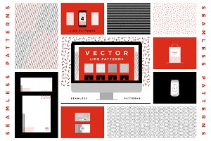 Vector Line Patterns