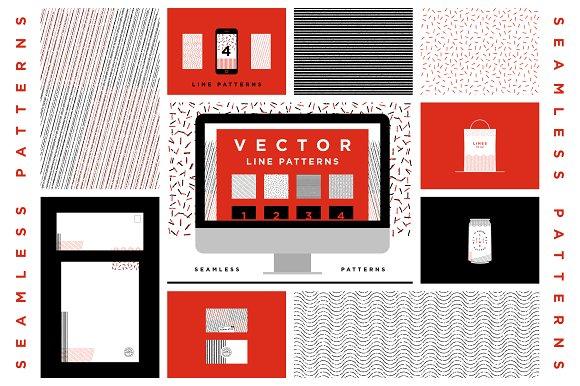 Vector Line Patterns