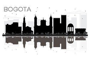 Bogota City skyline