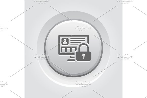 Personal Data Protection Icon