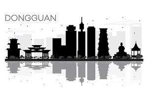 Dongguan City skyline