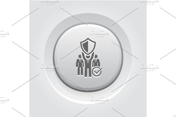 Private Security Icon