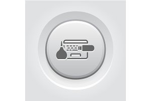 Laptop Maintanance Icon