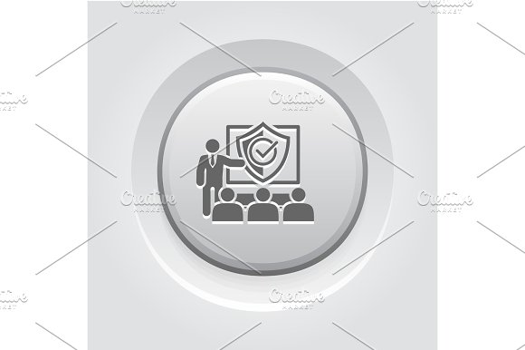 Security Briefing Icon