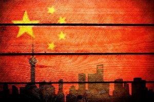 shanghai silhouette