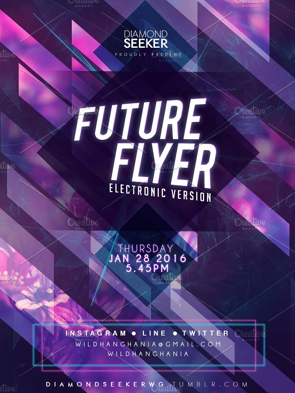 EDM Future Flyer