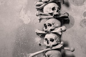 Bones of Kutna Hora