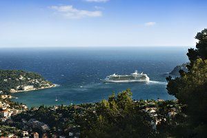 Monaco and Monte Carlo. Big cruise s