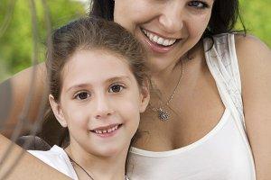 with mama
