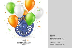 Indian Independence day.
