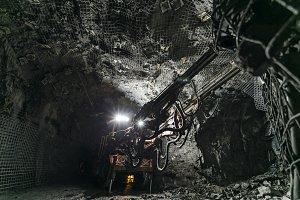 Underground Mine Construction