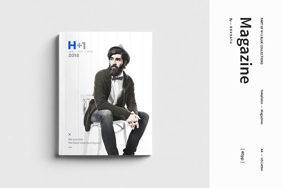 H 1 Magazine