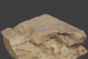 Limestone Debris