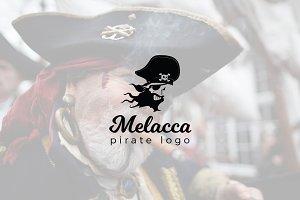 Melacca : Pirate Logo
