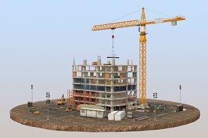 Under Construction Scene