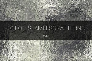 Foil Seamless Patterns (v 1)