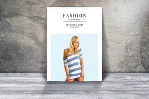 Fashion Product Display Flyer