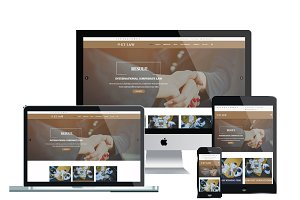 ET Law – Law Joomla! template